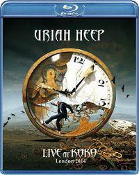 Cover Uriah Heep - Live At Koko - London 2014 [DVD]